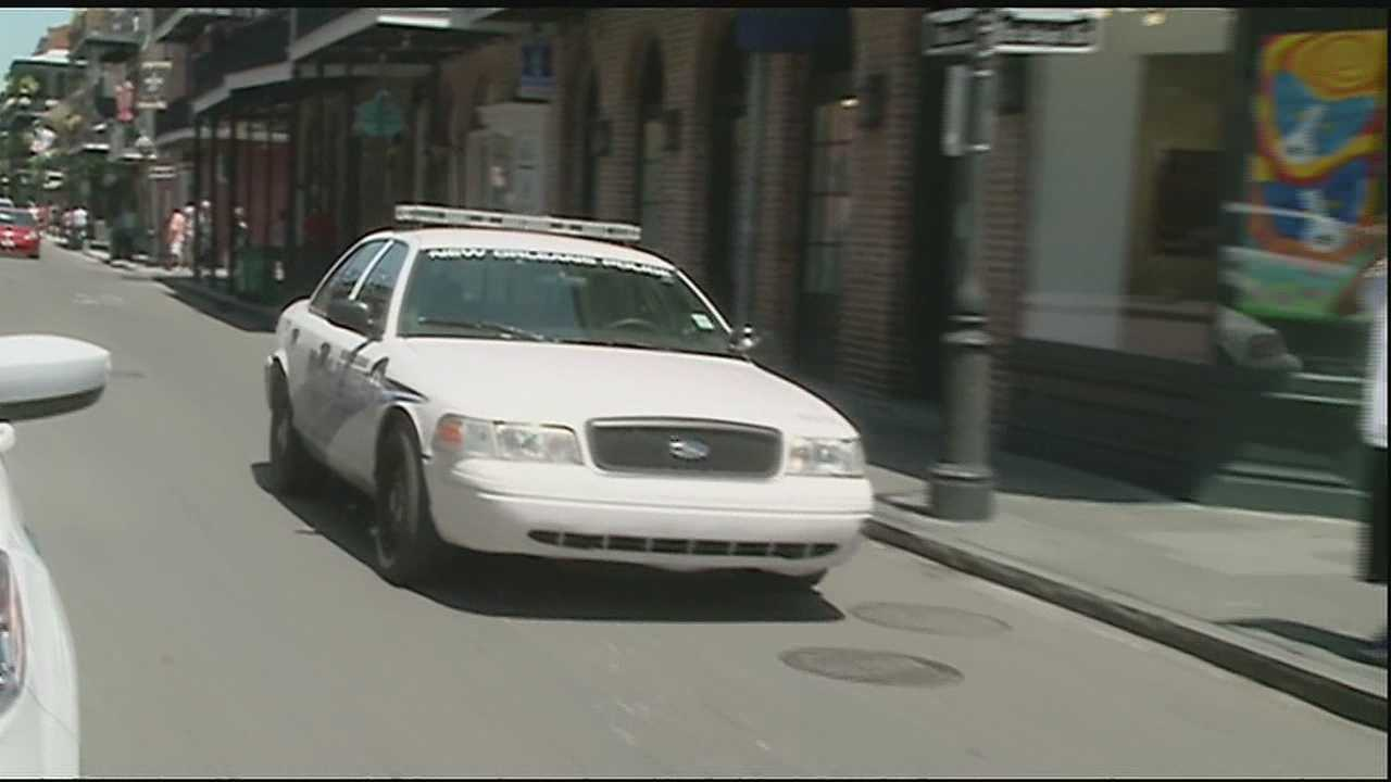 Residents in the French Quarter said the unarmed civilian patrol lacks what the Vieux Carré needs.