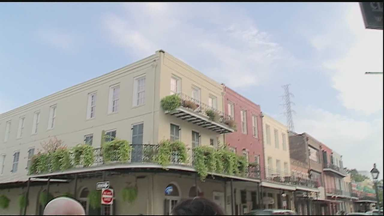 New Orleans film and television studios on a roll