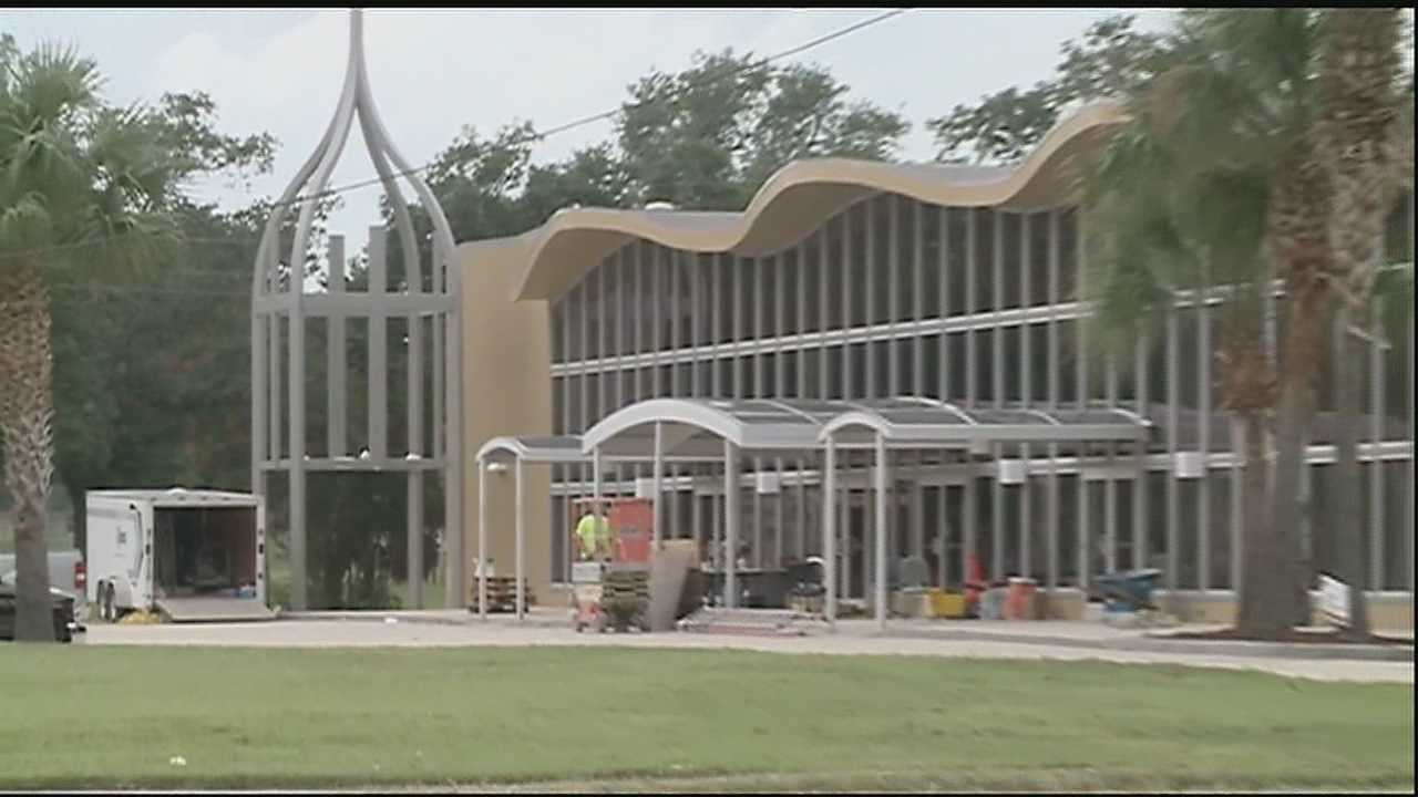 A church in Gentilly is becoming a beacon of hope nine years after Hurricane Katrina devastated the Gulf Coast.