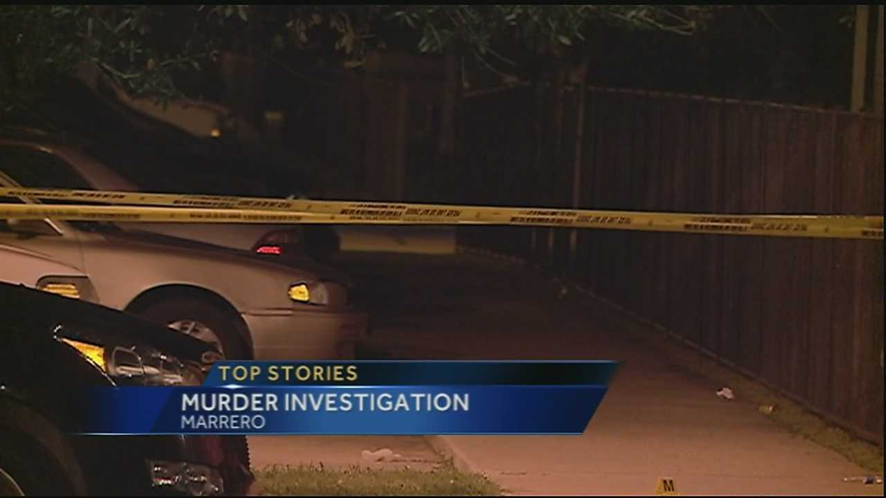 A 17-year-old boy was found fatally shot in Marrero Thursday night.
