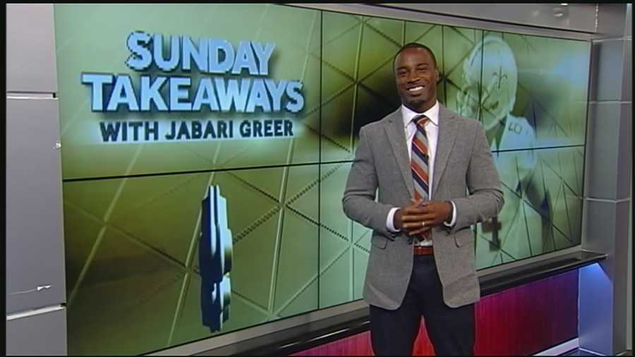 """With that heartbreaking 26 - 24 loss to the Cleveland Browns, the Who Dat Nation is left wondering, """"What in the world is going on?""""Here are my takeaways."""
