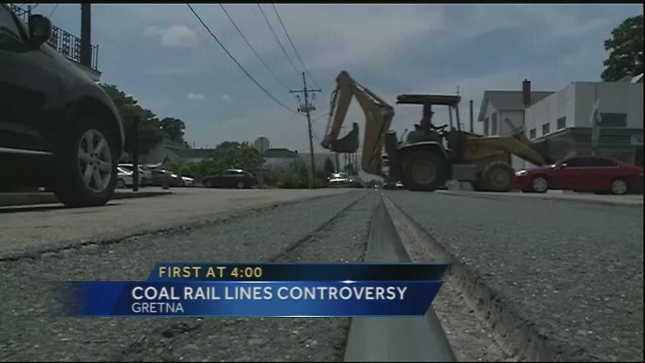 The Jefferson Parish Council gathered for the meeting Wednesday to discuss and approve the resolution to study the coal terminal proposed by RAM Terminals, LLC.