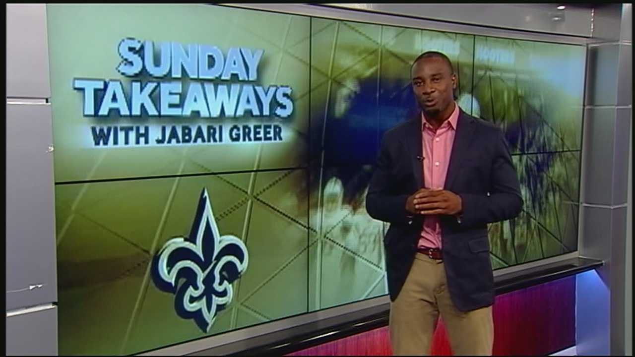 Hear Jabari talk about the Saints defense and their matchup against the Minnesota Vikings.