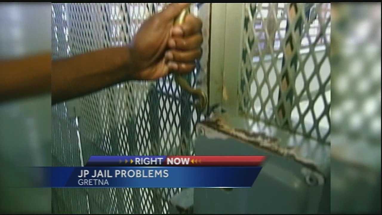 Dozens of people in the Jefferson Parish Correctional Center have been stuck in jail for several days despite having posted bond. Issues with the state's database for criminal histories have persisted since Friday.