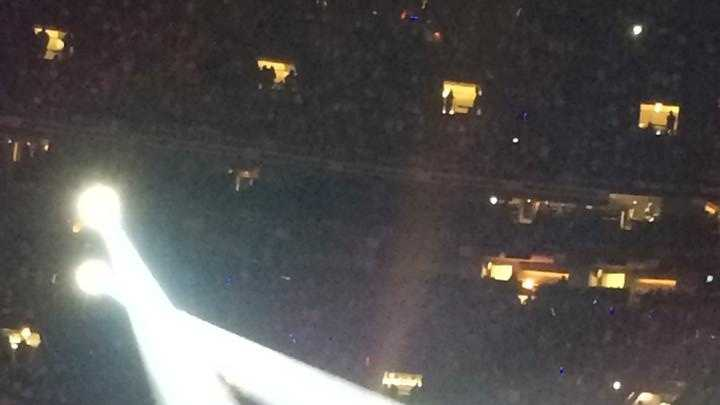 One Direction New Orleans concert (Sept. 2014)