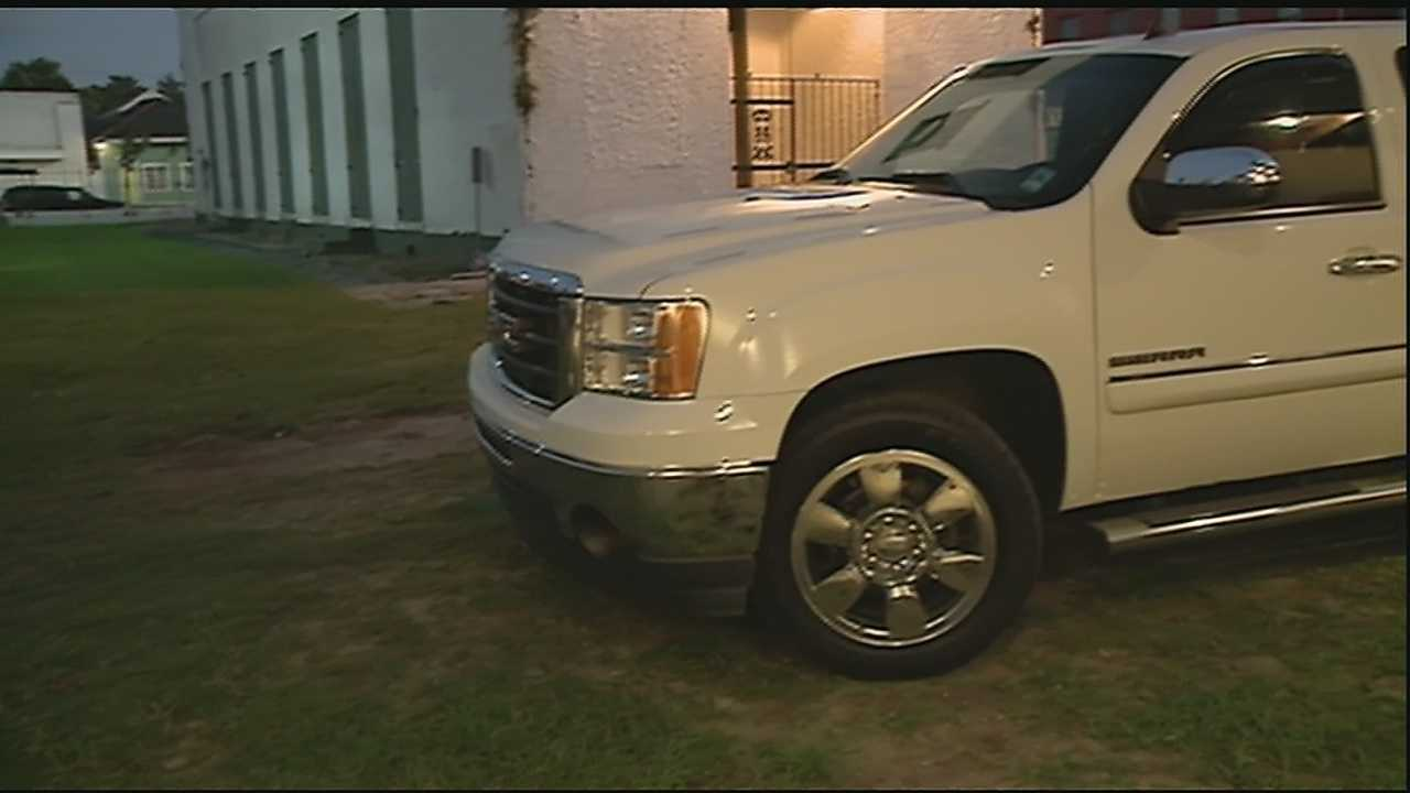 Victim finds own stolen truck, discovers guns, drugs hours after NOPD search vehicle