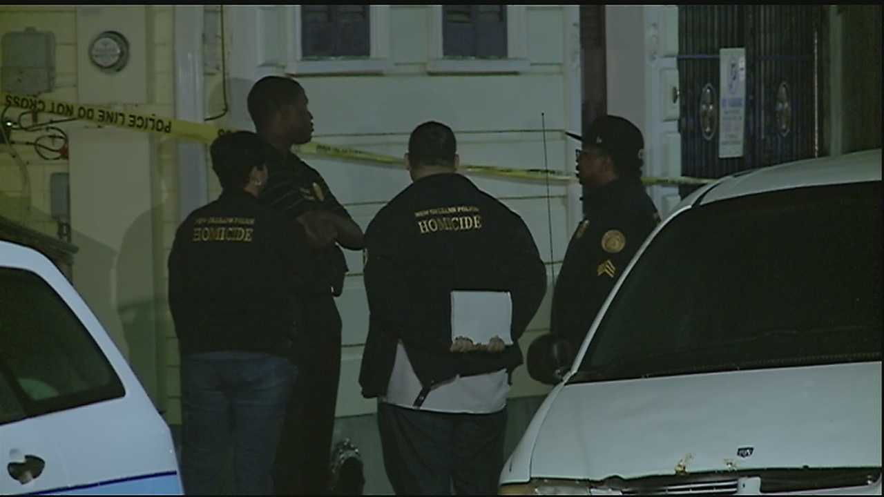 New Orleans police are investigating a double murder-suicide involving three siblings.