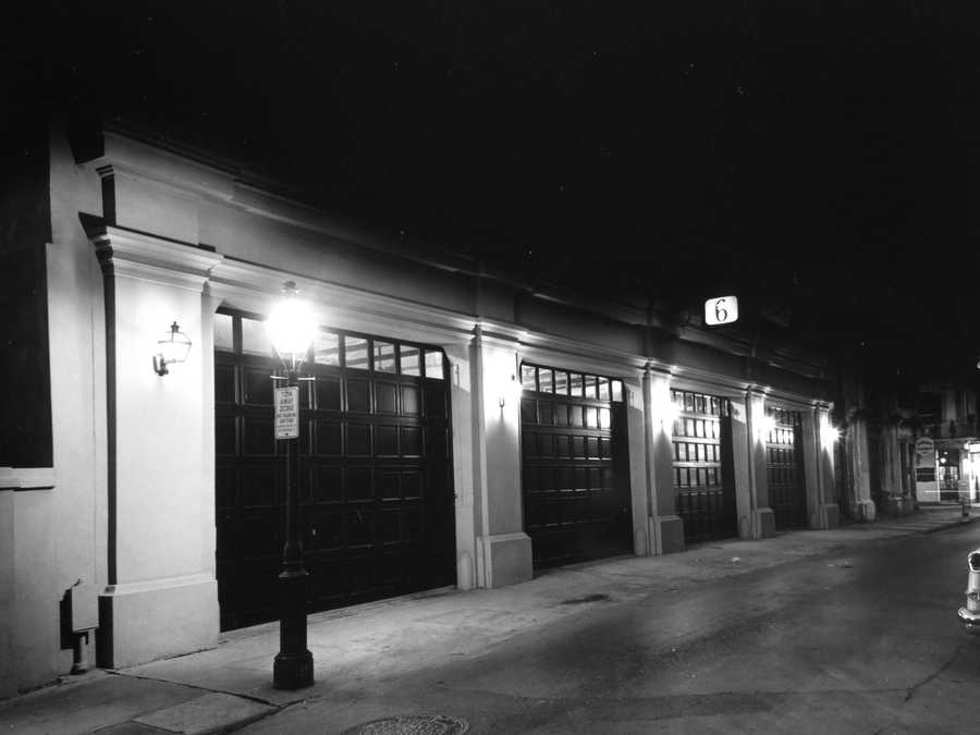 2. WDSU first signed on the air Dec. 18, 1948. WDSU was the first television station to sign on in Louisiana. This is a photo of our studios when we were on Royal Street in the French Quarter in the 1950s. In 1996, the station moved to Howard Avenue in the Central Business District.