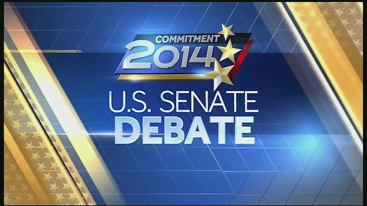 Commitment 2014: U.S. Senate Debate (Part 1)