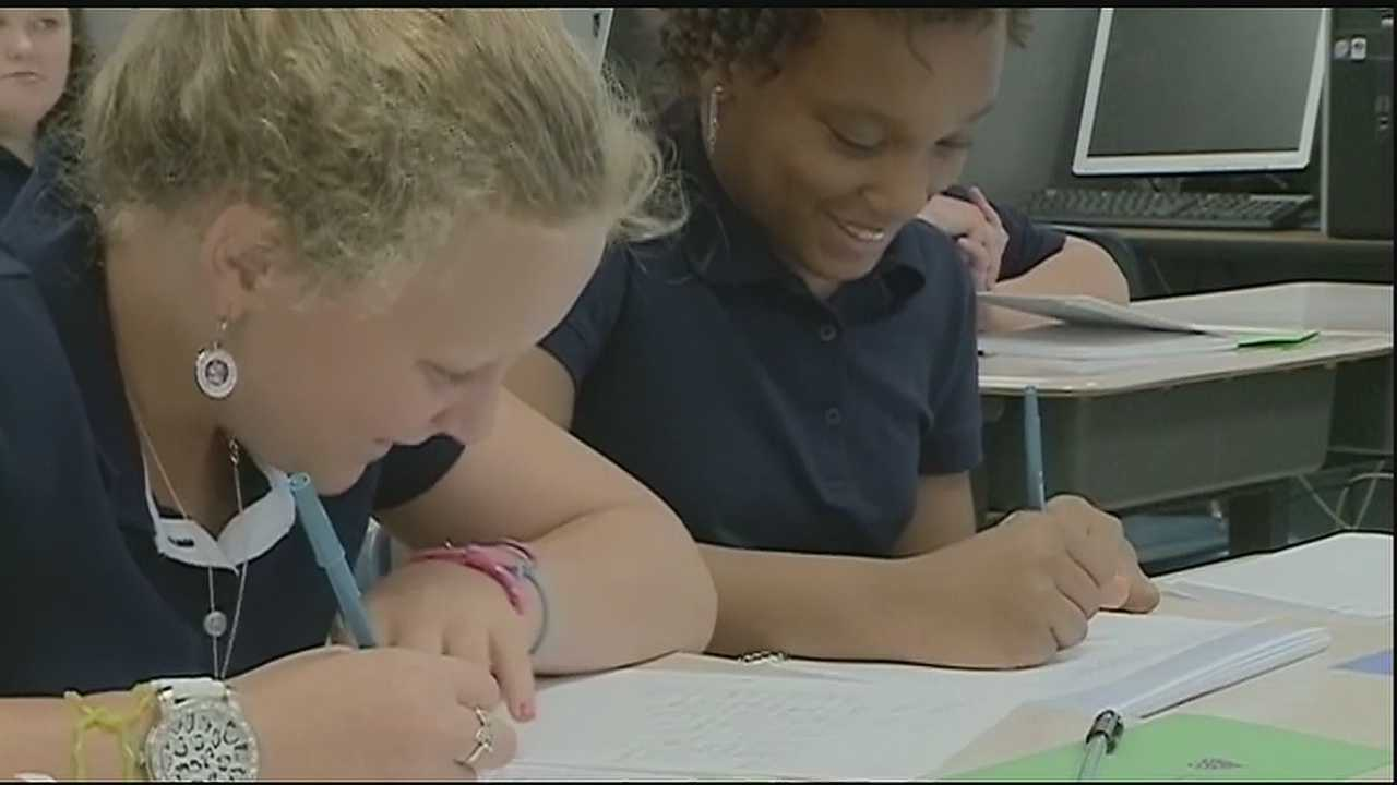 The St. Tammany Parish School Board voted to phase out Common Core math by the end of the school year.