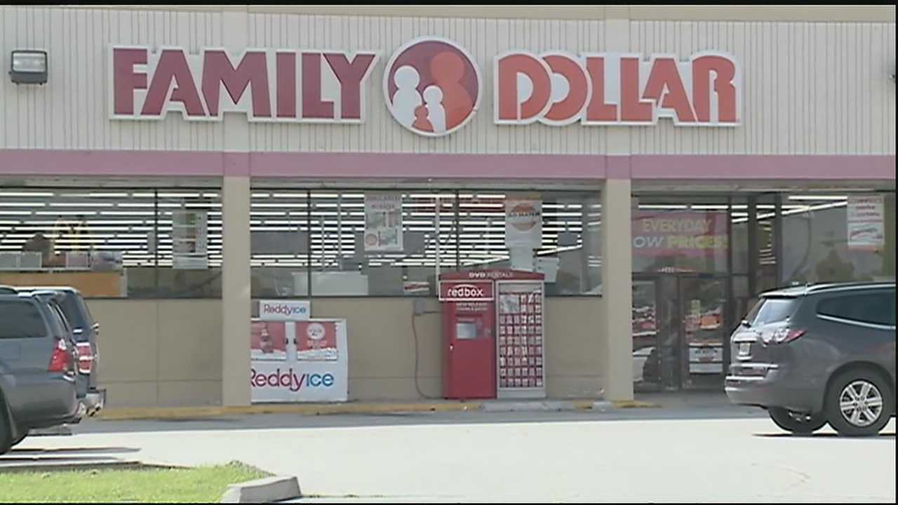 A Lafitte mother says her disabled son was not allowed in Family Dollar because of his stroller.
