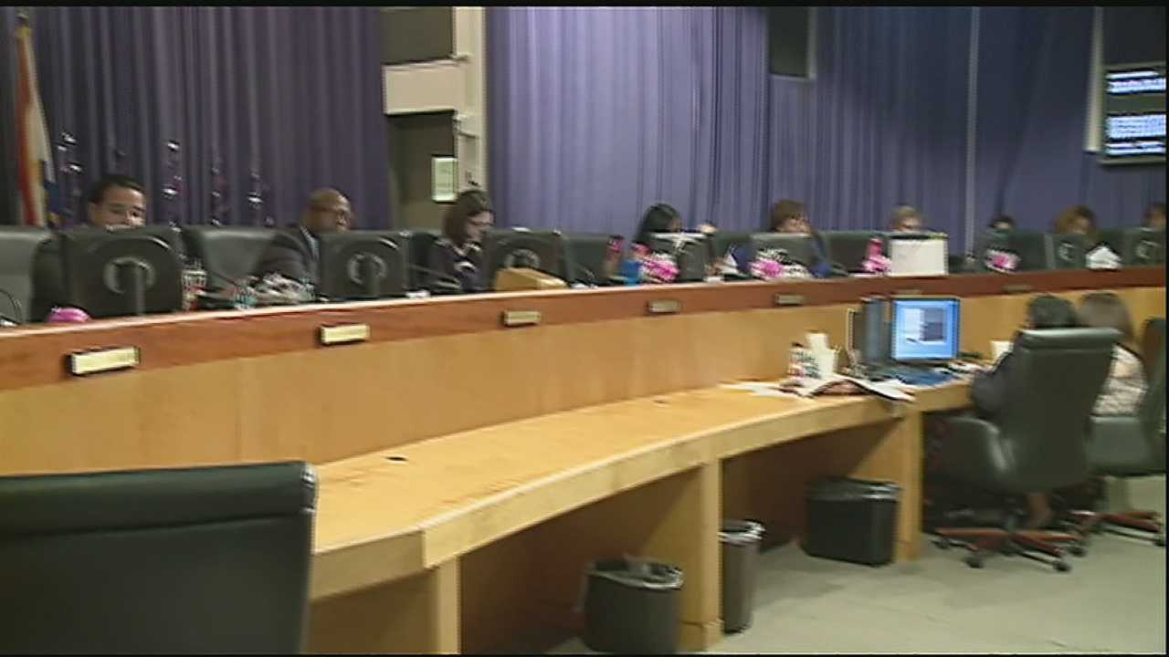 The New Orleans City Council discusses the plan for a program that would place up to 50 civilians on the streets to help patrol the French Quarter.