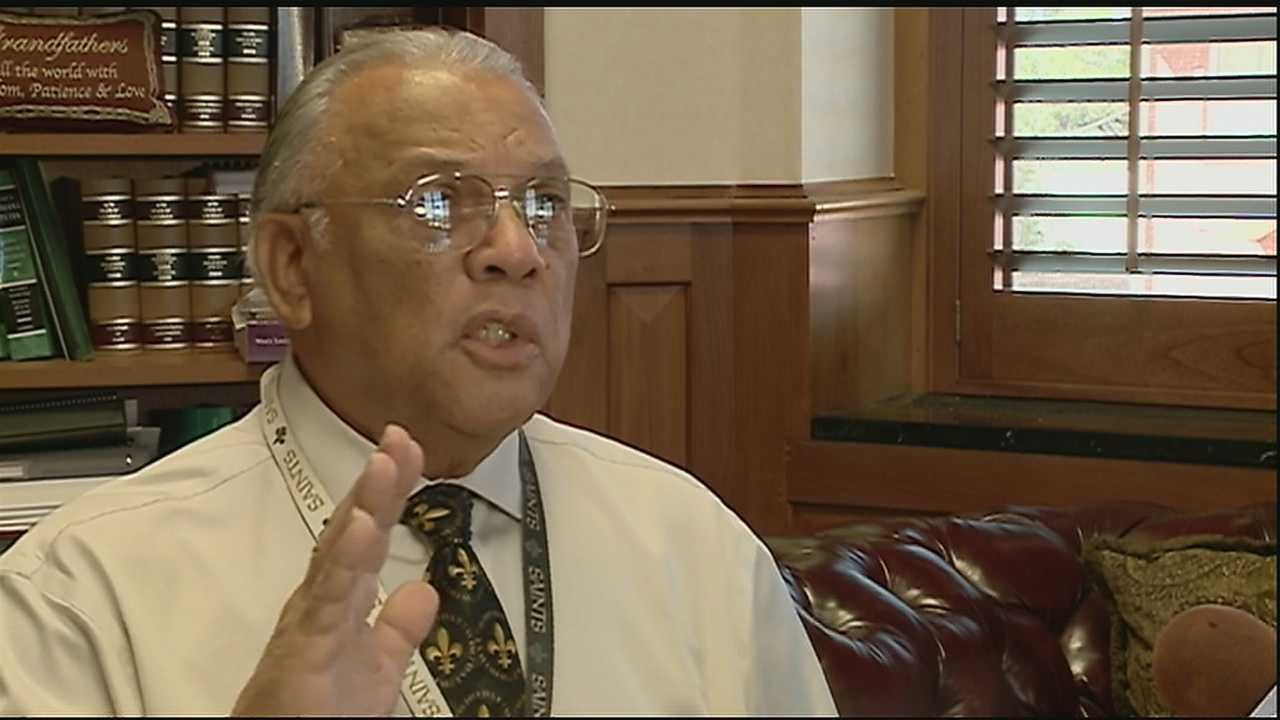 Criminal Clerk of Court Arthur Morrell did not present his budget to City Council on Thursday as scheduled. It's the latest development in a budget battle between the Clerk's office and the city that's been going on for the last two months.