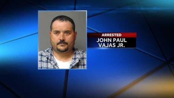 John Paul Vajas Jr.