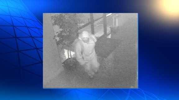 New Orleans police are looking for a man in connection with the burglary of a church in New Orleans East.
