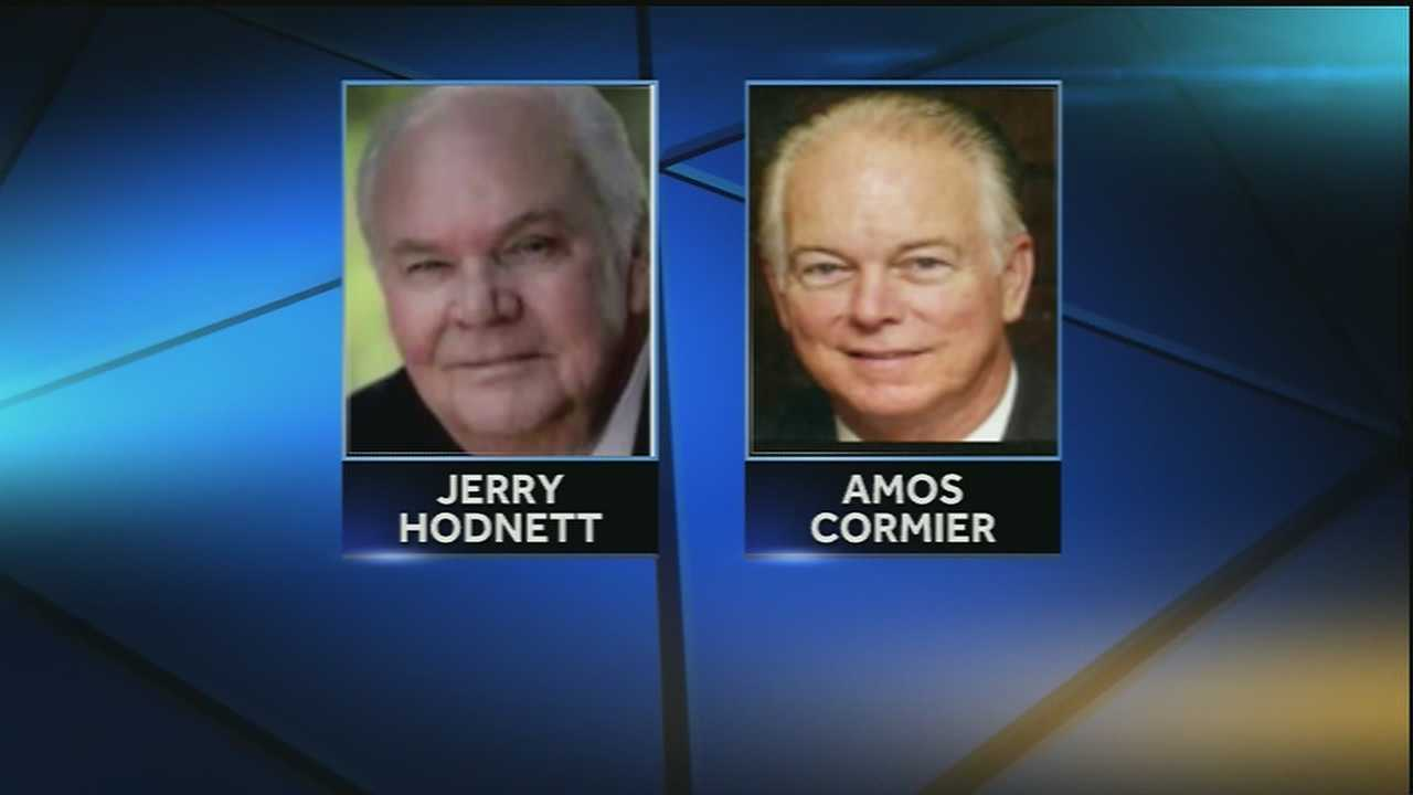 Two men are vying for the seat to the highest position in Plaquemines Parish government over the next few weeks.