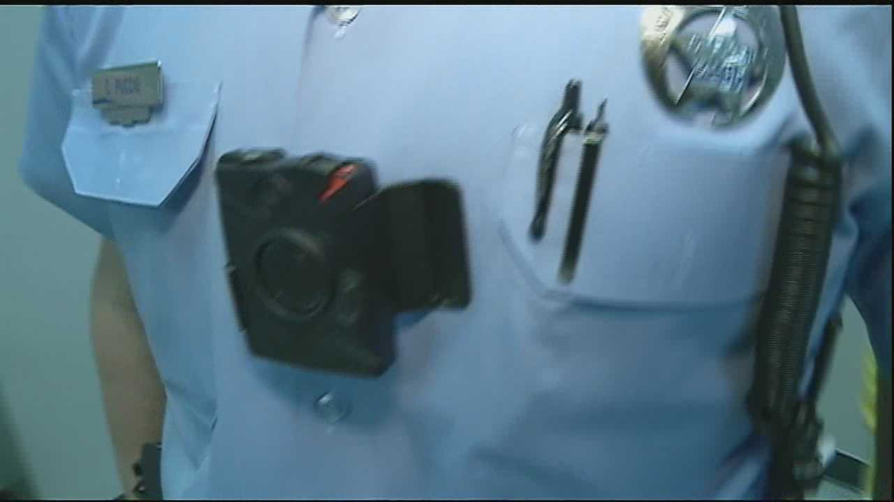 You've heard of dash cams, but now police are using body cams on hundreds of New Orleans cops. For the first time, get a first-hand look at the NOPD's body cam program in action.
