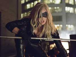 "Lotz plays the Black Canary on the CW show ""Arrow."" She also starred in the The Pact I and II."