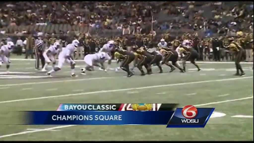 Bayou Classic at Superdome
