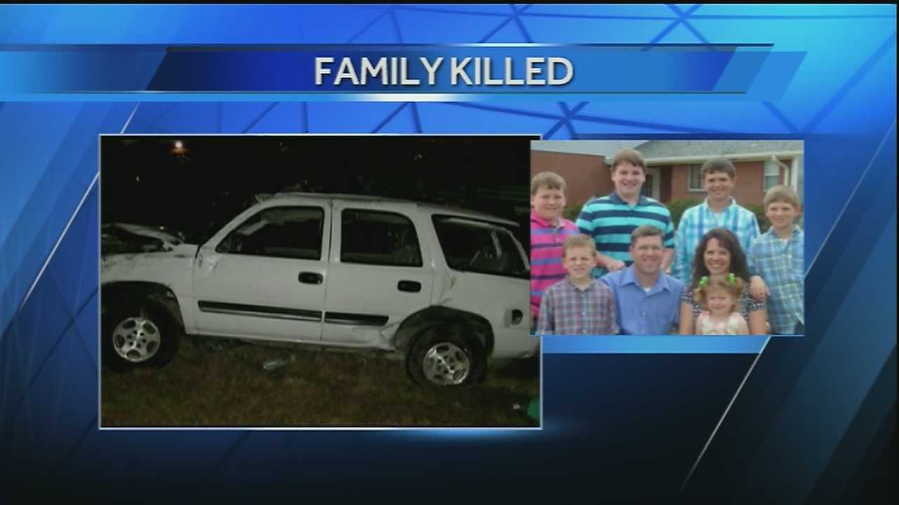 The 16-year-old son of Michael and Trudi Hardman was cited in the crash that killed his five family members who were on a vacation drive to Walt Disney World. Police believe the couple's son apparently fell asleep behind the wheel of the SUV during the drive from Terrell, Texas, to Orlando, Florida.