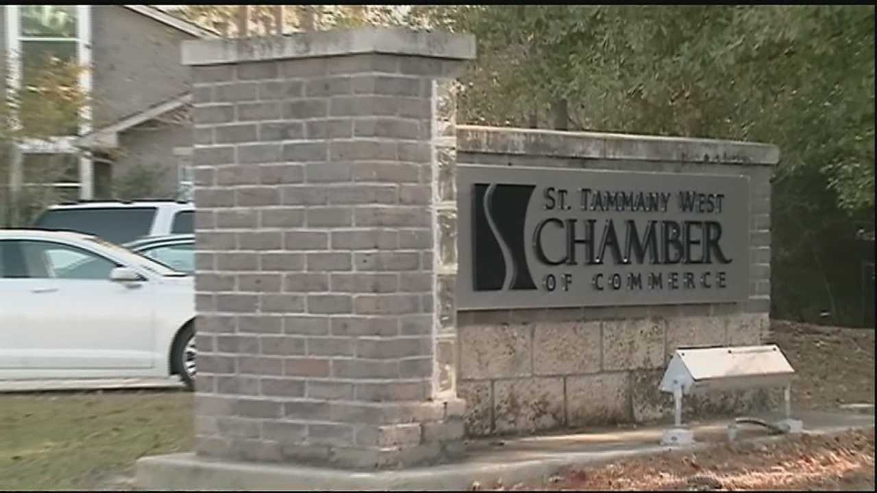 A fracking fracture of sorts as the town of Abita Springs pulled out of the St. Tammany West Chamber of Commerce earlier this week.  The town's mayor is at odds with the chamber over what he calls the chamber's apparent support of fracking.  And now some members of Abita's town council say they had no idea the mayor was about to pull the plug.