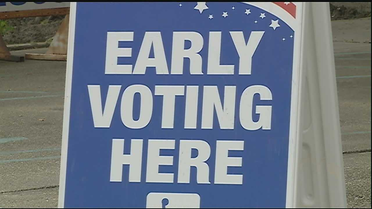 Early voting is in full swing across Louisiana and many eligible voters wasted no time fulfilling their civic duty Saturday.