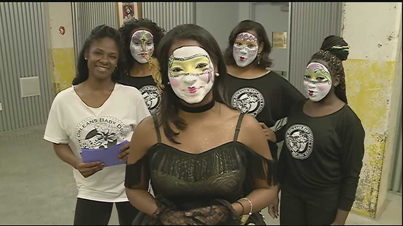 WDSU's Susan Isaacs is a New Orleans Baby Doll and she, with the group, will appear in the Macy's Thanksgiving Day Parade.