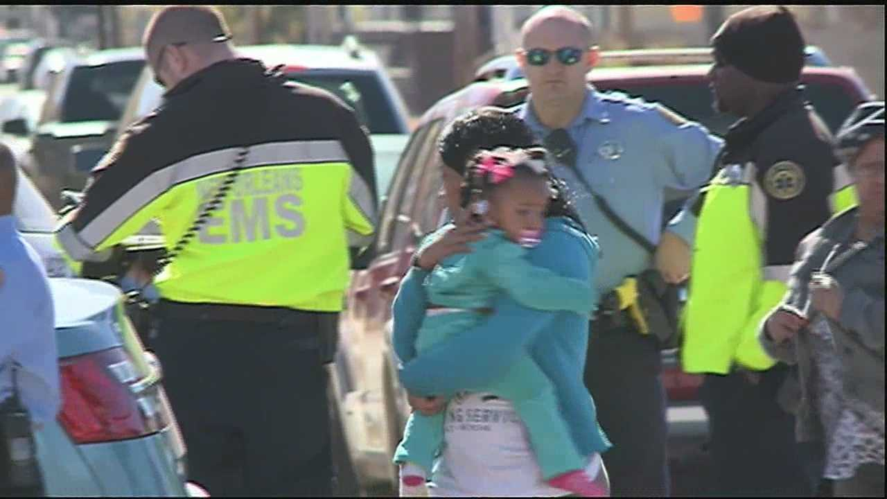 A New Orleans mother is truly thankful this Thanksgiving after being reunited with her daughter following a carjacking that ended in the Seventh Ward.