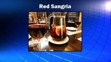 Sip on that red sangra. Mojito's are often packed with empty calories from added sugar. Source: Health.com