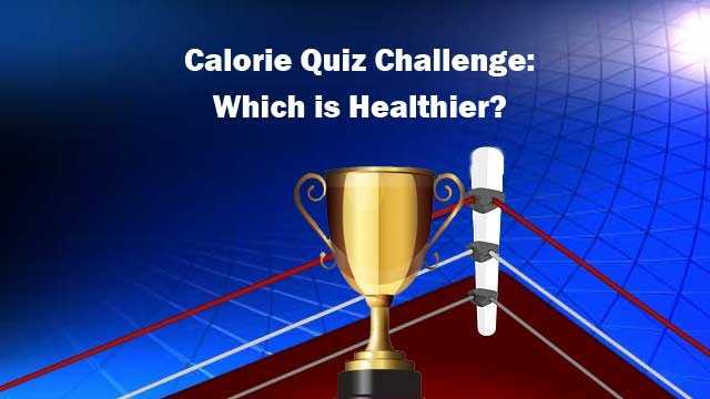 Breakfast, lunch or dinner. Sometimes it's hard to decide which meal is healthier. Test your restaurant meal knowledge with this quiz.