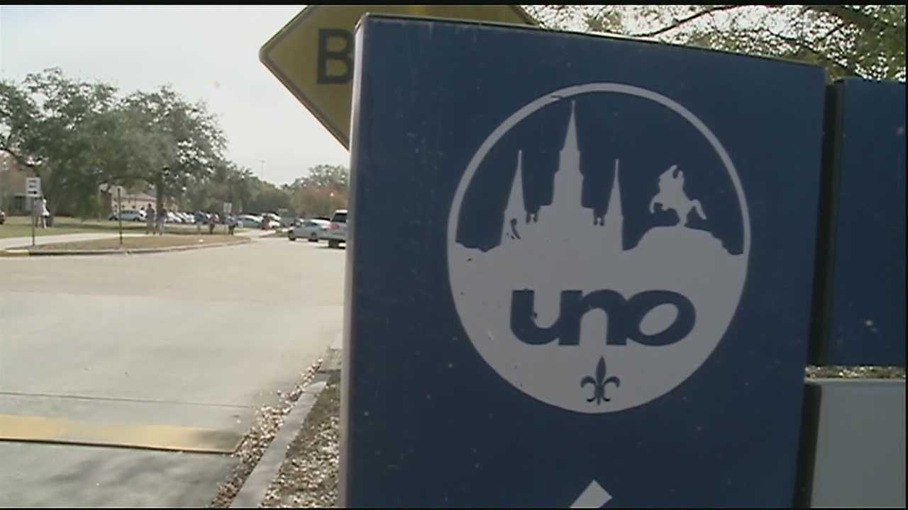 The University of New Orleans announced major cuts to academic programs and staff.