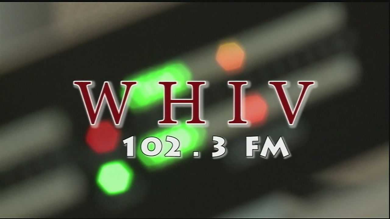 For decades, spin the radio dial and you'd find everything from smooth jazz to hard rock to non-stop sports. But a new station is different. It's doing something that no station has ever tried. The timing for its debut, couldn't be better. On WHIV FM, the message is in the call letters.