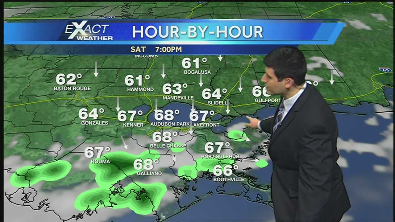 WDSU Saturday Morning Exactcast