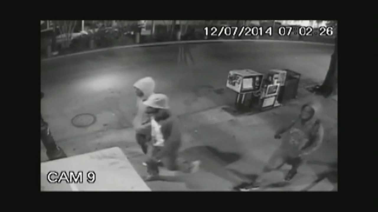 New Orleans police are looking for three men in connection with a string of armed robberies in the French Quarter.