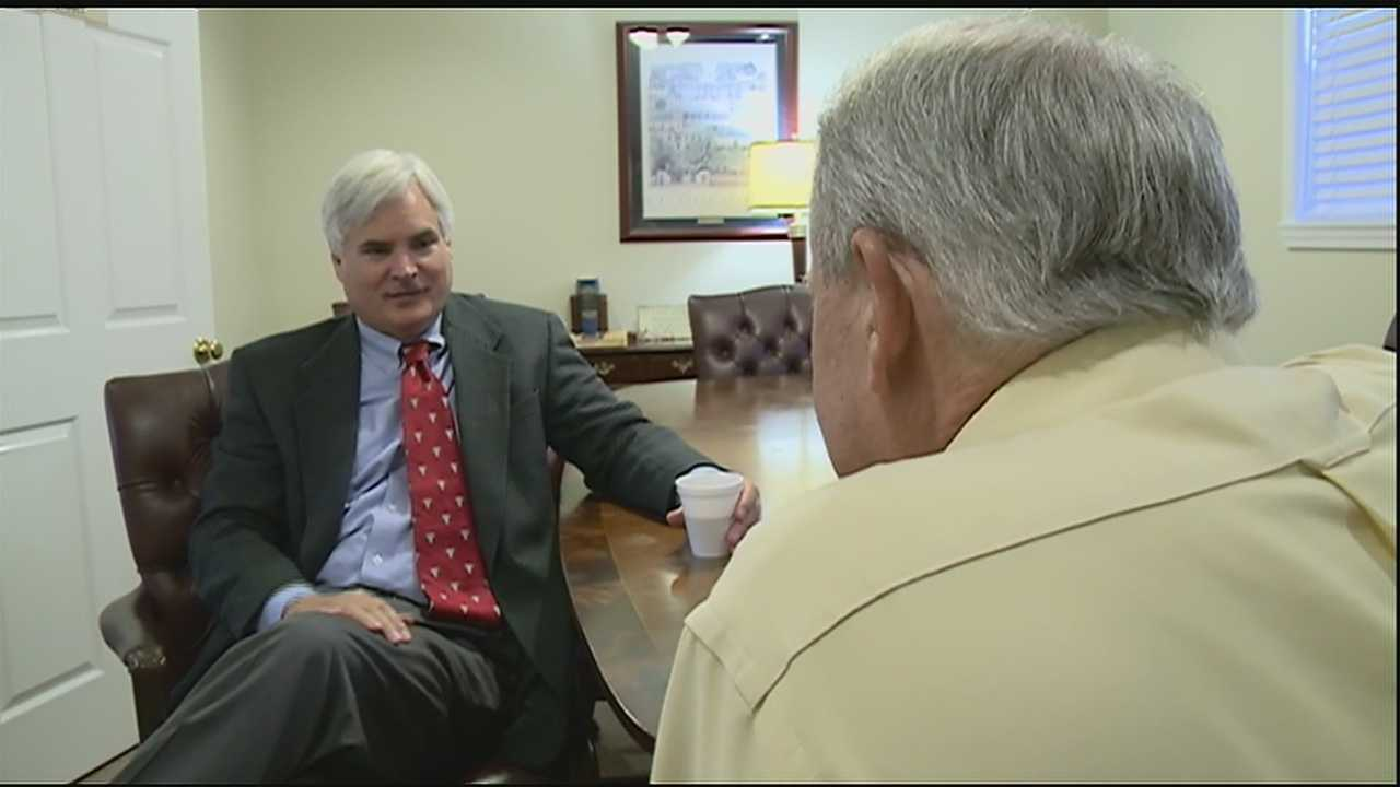 Newly elected St. Tammany-Washington Parish District Attorney Warren Montgomery wasted no time getting down to business. With a transition team in place, he was set to meet with outgoing District Attorney Walter Reed as he prepares to take office in January.