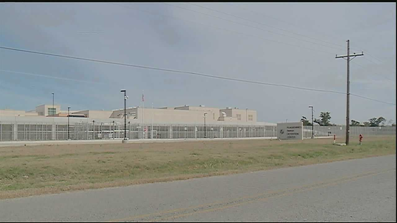 A newly constructed jail in Plaquemines parish, with a price tag of more than $100 million, has sat idle for much of 2014 and parish leaders don't expect it to open soon.