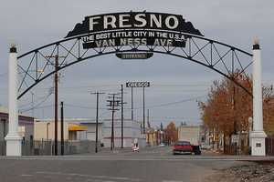 """We begin with Fresno, but there's not too much to say. It's California's fifth-largest city with an """"underwhelming"""" food scene."""
