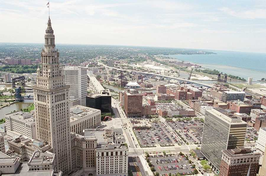 This is a city on the rise. Look for pierogies, butchers, bakers and plenty of sandwiches in Cleveland.
