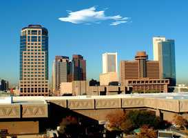 """Downtown Phoenix is slowly coming along with some great breakfast spots and """"solid"""" Mexican food."""