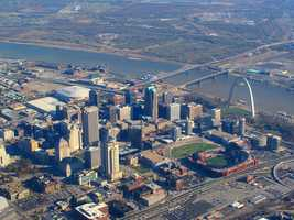If you're looking for different, you'll find it in St. Louis. The city is known for deep-fried ravioli and twice-fried chicken wings.