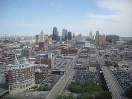 BBQ and upscale restaurants. Kansas City is a thriving food destination for all those looking to experience the historic city.