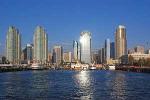 San Diego is known for its relaxed attitude towards following national food trends. The city is known for its delicious fish tacos and Cali burritos.