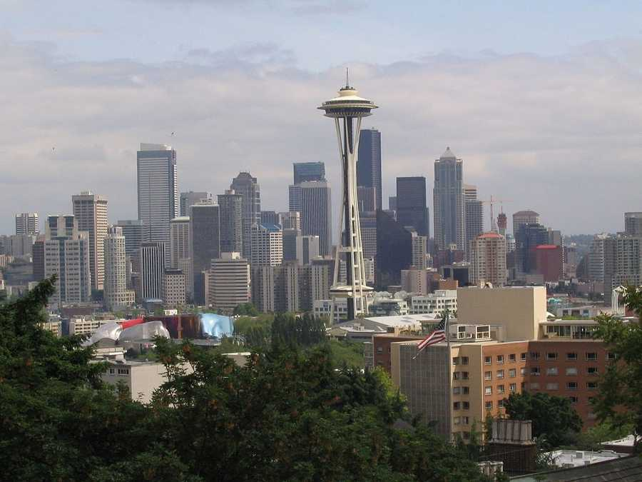 The city of Seattle has embraced food from all over the world. It boasts the most amount of teriyaki and pho restaurants than any place outside Asia.