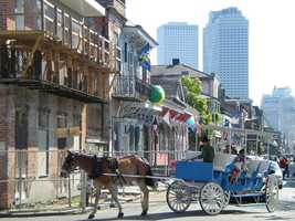 New Orleans is a city rooted in food and culture. And they are things that have mixed for years bringing forth the current standard known world wide.