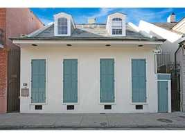 Exquisite French Quarter Creole Cottage Circa 1840's. First time on the market since 1984. Listed at $1,050,000 and located at 812 Ursulines Avenue. Contact Gardner Realtors for more information at 504-887-7878.