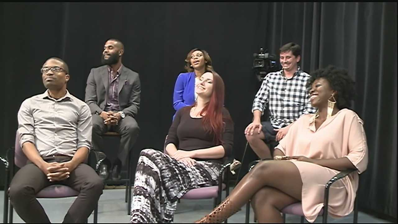 WDSU News reporter Susan Isaacs sits down with a panelist composed of single men and women to discuss why they are single.