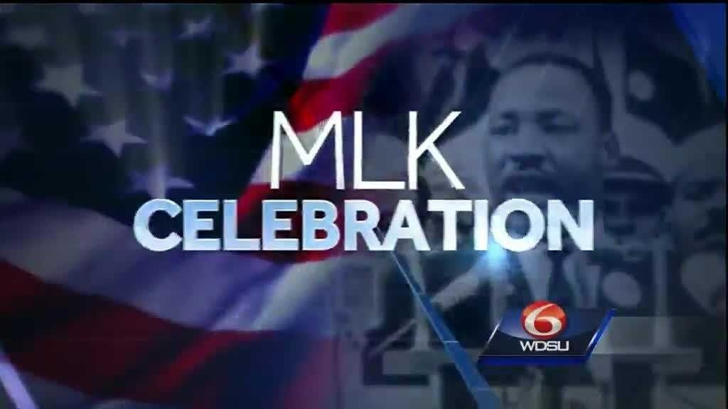 Annual New Orleans MLK celebration