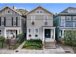 Four-bedroom Uptown home located at 4618 Carondelet Street and on the market for $1,395,000.Contact Gardner Realtors for more information at 504-887-7878.