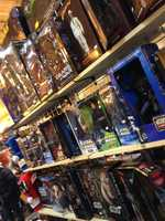 Collectibles are one of the many things found at Comic Con. Fans flock to find the rare items from dealers.
