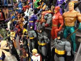 Batmen, Spider-Men, X-Men.